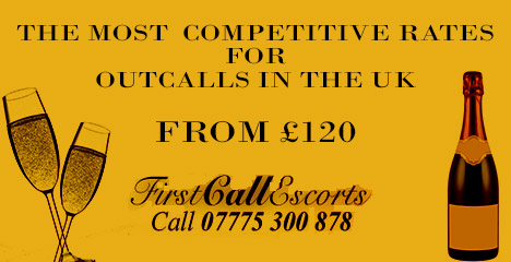 Centrral London Outcalls From £120