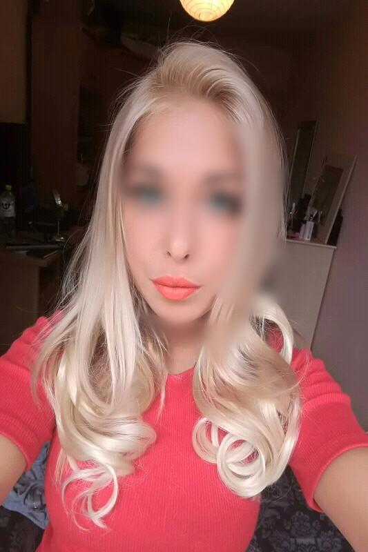Alex - Blonde Italian Escort